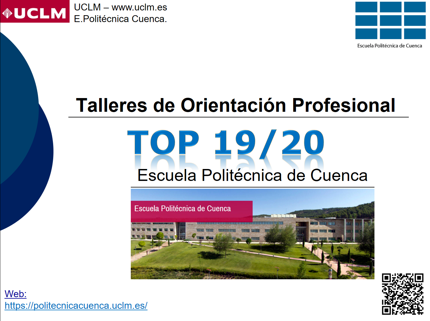 Cartel Cursos TOP 19_20